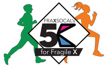 fragile x of southern california 5k race