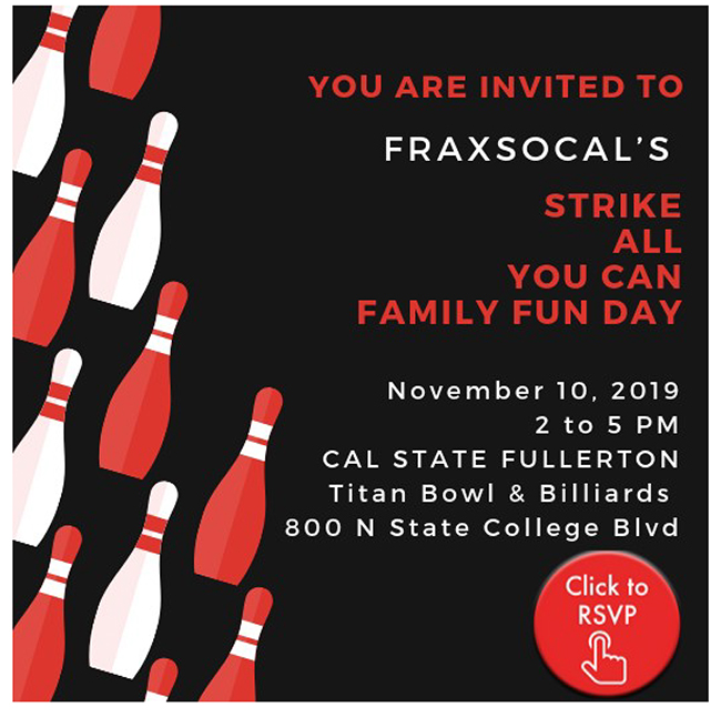 FraxSoCal Famiy Fun Day