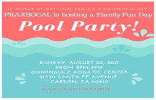 FSC pool party